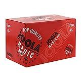 JOOLA Trainingsball Magic ABS 40+ 72er Optionen St, weiß