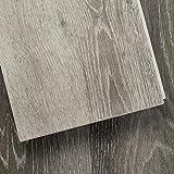 Luxury Vinyl Floor Tiles by Lucida USA | Interlocking Flooring for DIY Installation | 10 Wood-Look Planks | MaxCore | 24.5 Sq. Feet