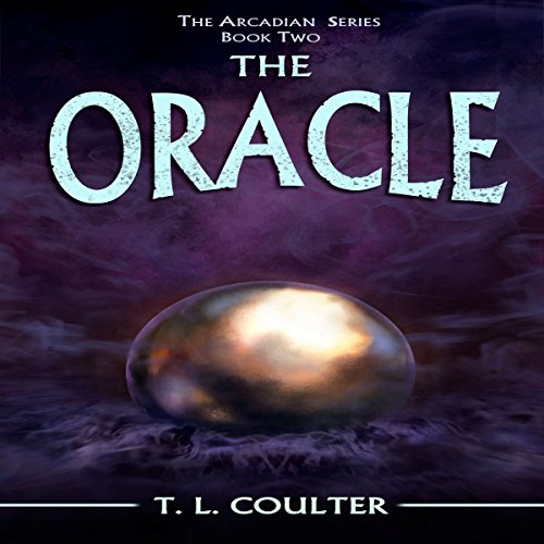 The Oracle audiobook cover art