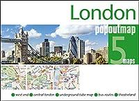 Popout Map London (Popout Maps)