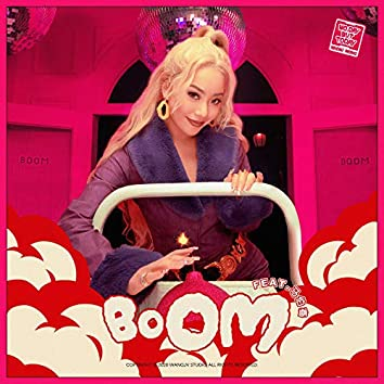 BOOM (feat. 馬伯騫)