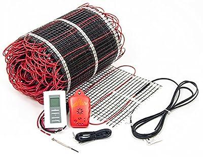 Floor Heating Mat System 120-Volt