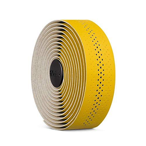 fizik Stuurlint Tempo Microtex Bondcush Classic. Lenkerband, Yellow, 3mm