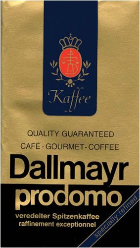 Dallmayr Gourmet Coffee Prodomo 8.8-Ounce Dallas Mall Max 63% OFF Ground Vacuum Pack