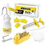 yorten - Kit de ventilación para bicicleta con frenos de disco hidráulicos y herramientas de ventilación, kit de ventilación para frenos de bicicleta de carreras, juego de líquido de aceite mineral