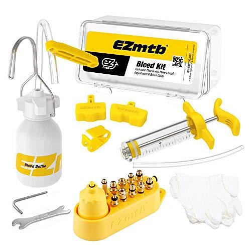 yorten - Kit de ventilación para bicicleta con frenos de disco hidráulicos...
