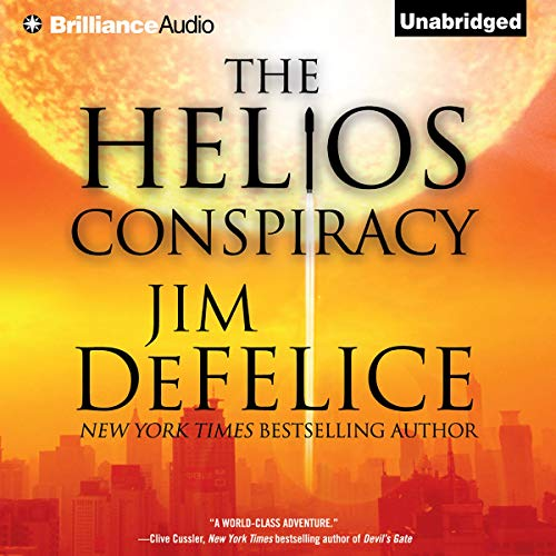 The Helios Conspiracy cover art