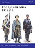 The Russian Army 1914–18 (Men-at-Arms)
