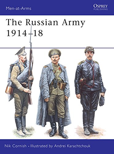 The Russian Army 1914-18: No. 364 (Men-at-Arms)