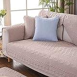 Cojín de columpio para exteriores, de algodón, antideslizante, para mascotas, niños, sillón de cama reclinable y silla, multicolor, 90 x 180 cm, color blanco crema