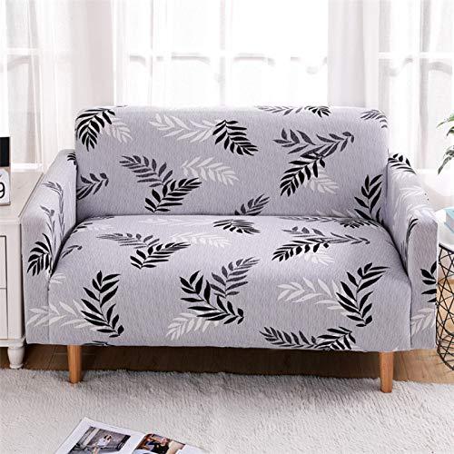SSHHJ Mode Bedruckte Sofabezug Im Europäischen Stil All-Inclusive Elastische Anti-Rutsch-Anti-Falten-Anti-Flecken-Sofa Stuhlbezug Schlafzimmer Arbeitszimmer Esszimmer Sofa Handtuch