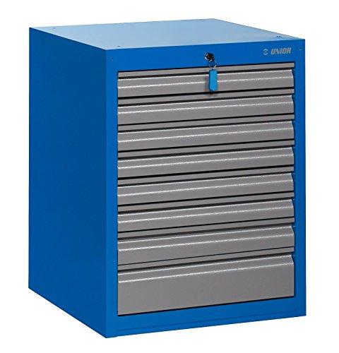 Unior 990WD8 Schrank, breit, 8-Schubladen 663 x 650 x 870