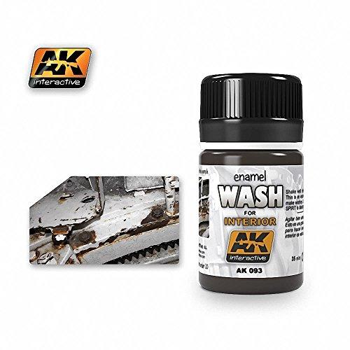 AK Interactive - Interior Wash # 00093
