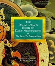 Dalai Lama's Book of Daily Meditations