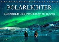 Faszinierende Lichterscheinungen am Himmel - Polarlichter (Tischkalender 2022 DIN A5 quer): Dieser Kalender zeigt das wunderbare Naturschauspiel von Polarlichter! (Monatskalender, 14 Seiten )