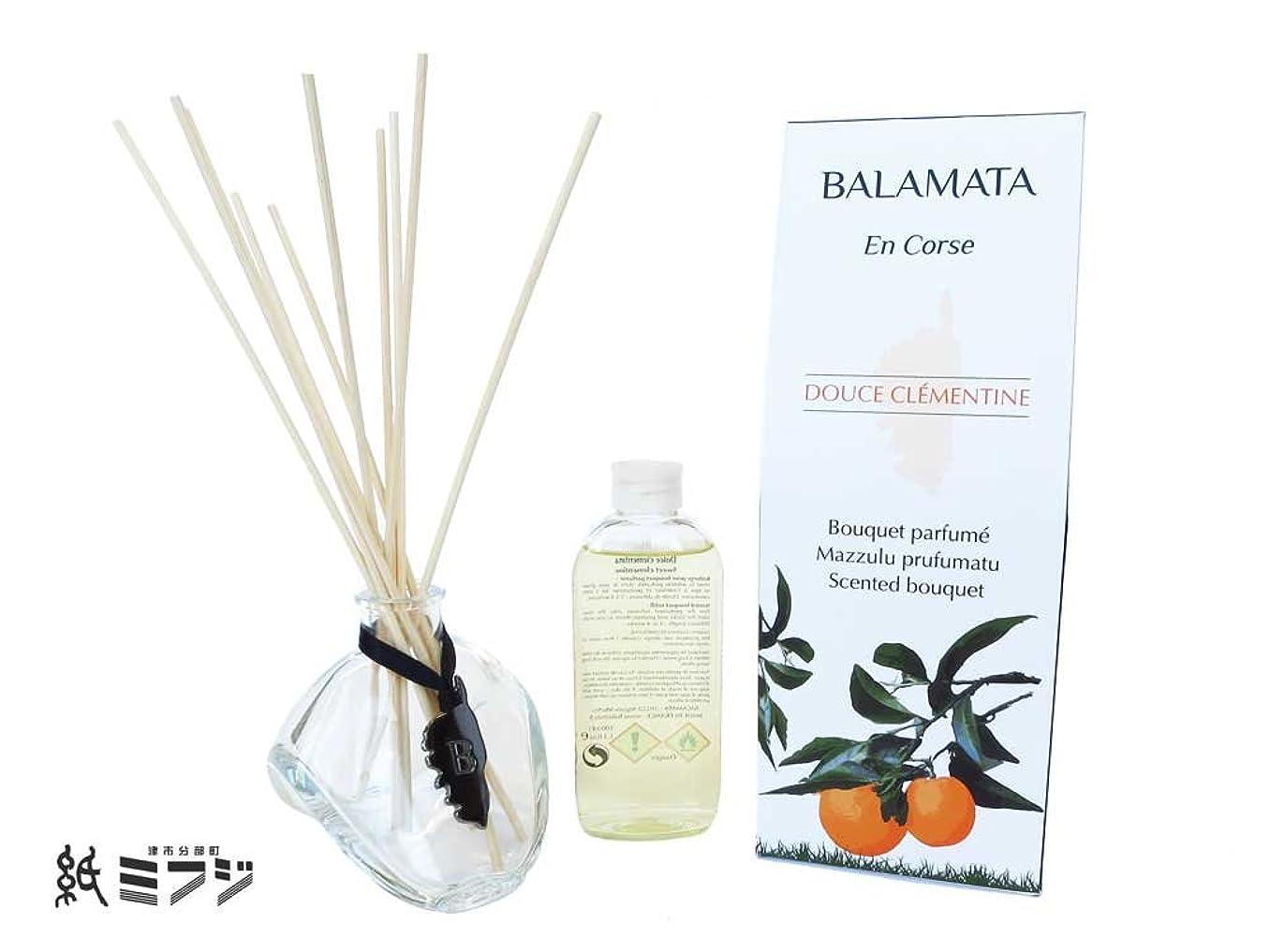 ジュース胃市場BALAMATA バラマタ ルームフレグランス Douce Clementine スイートシトラス100ml