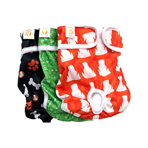 Washable Male Dog Diaper Work