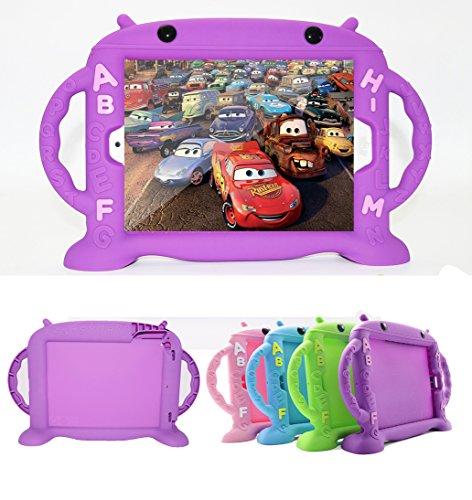 Estuche para iPad Air Kids, Funda para iPad Air 2, Estuche para niños CHINFAI para niños/Estuche para Prueba de Golpes con...
