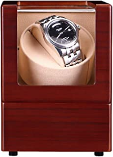 WATCH WINDER Automatic Luxury Watch Winder Box Accessories Display Mechanical Rotating Uhrenbeweger Velvet Or Leather For ...