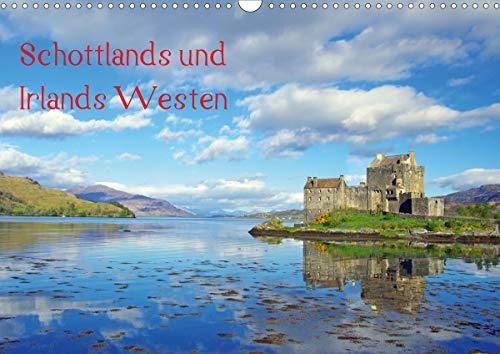 Schottlands und Irlands Westen (Wandkalender 2021 DIN A3 quer)