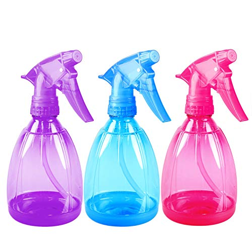 Our #3 Pick is the Pack of 3-12 Oz Empty Plastic Spray Bottles