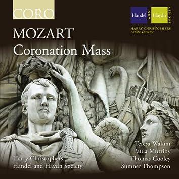 Mozart Coronation Mass