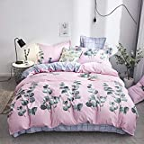 hdfj12146 Tüm Pamuklu Zımpara Dört Parçalı Kalın Pamuk Yatak Çarşafı Üç Setleri Yorgan Kapağı Kış Yatak Örtüsü W 1,8 m la Cama