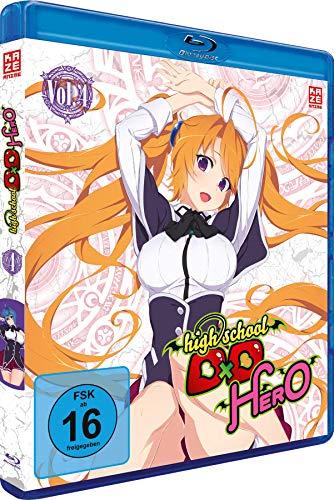 Highschool DxD: HERO - Staffel 4 - Vol.4 - [Blu-ray]