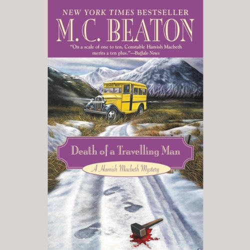 Death of a Traveling Man cover art