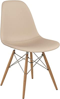 NyeKoncept Mid-Century Side Chair, Oat