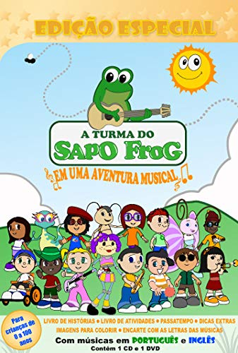 A Turma Do Sapo Frog