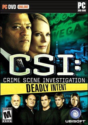 CSI: Deadly Intent - PC