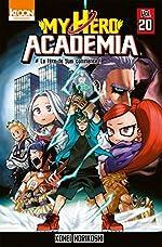 My Hero Academia T20 (20) de Kohei Horikoshi
