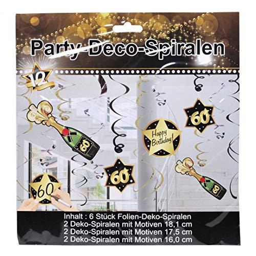 Udo Schmidt GmbH Party-spiralen 60