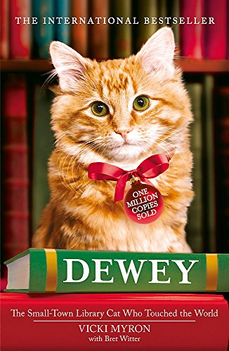 Dewey: The small-town library-cat who touched the worldの詳細を見る