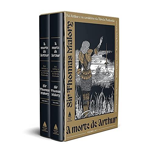 Box - A Morte De Rei Arthur - Exclusivo Amazon