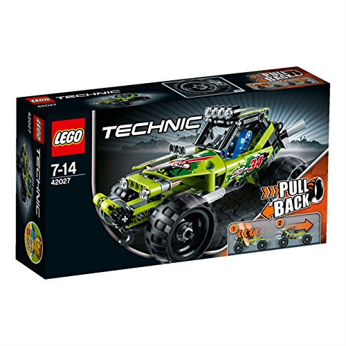 LEGO Technic 42027 - Action Wüsten-Buggy