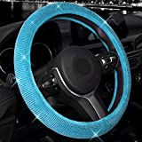 Valleycomfy Steering Wheel Cover for Women...