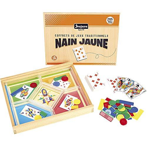 Jeujura - 8134- Jeux de Société-Jeu du Nain Jaune