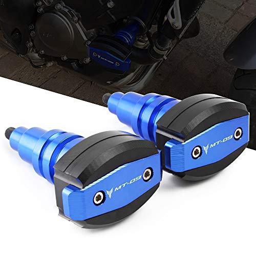 H2Racing 1 paio Protezioni anticaduta Frame Slider Crash Guard Protector per S1000R 2014-2018