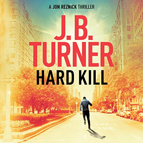 Hard Kill audiobook cover art