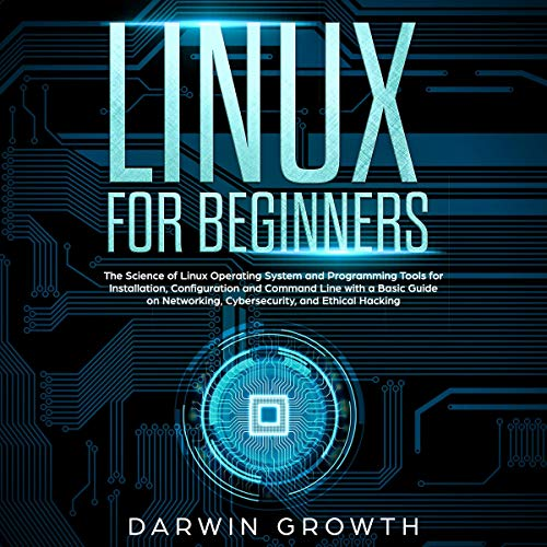 Linux for Beginners cover art