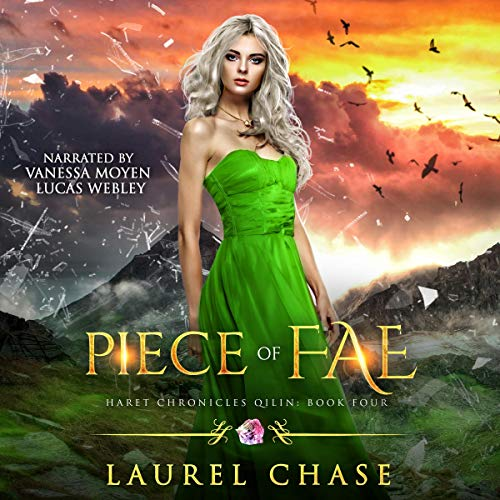 Page de couverture de Piece of Fae