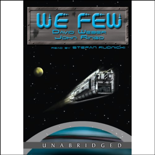 We Few audiobook cover art