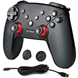 Switch Controller for Nintendo Switch, YCCSKY Wireless Switch Pro Controller Bluetooth Controller Gamepad Joystick with Turbo Motion Control Dual Shock for Nintendo Switch PS3 PC and Android System