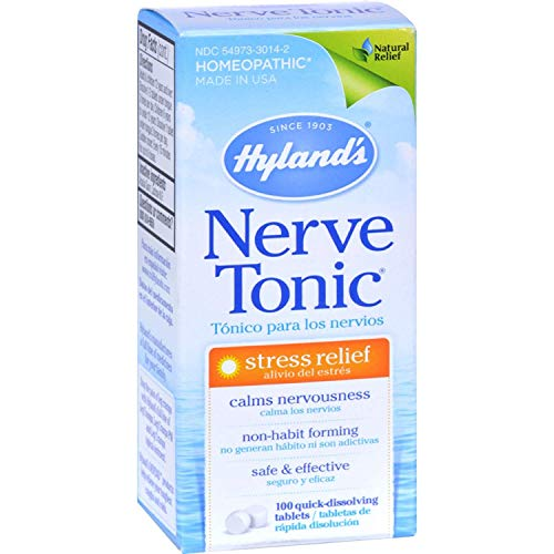 Hylands Homeopathic Nerve Tonic - S…