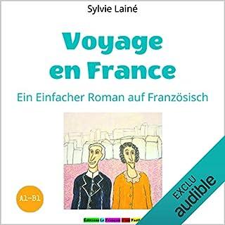 Voyage en France (Reise nach Frankreich) Titelbild