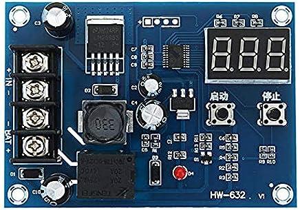 Cargador de batería de litio de almacenamiento del módulo de control de carga XH-M603