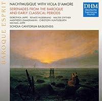 Nachtmusique with Viola d'Amore