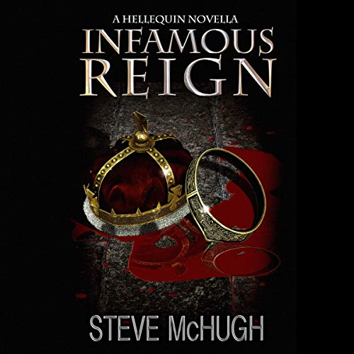 Infamous Reign cover art